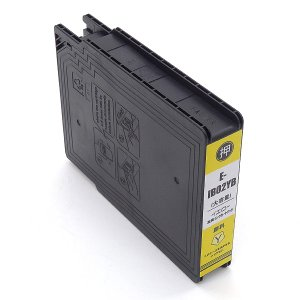 IB02YB エプソン用 IB02 互換インクカートリッジ 顔料 増量 イエロー 増量顔料イエロー|komamono