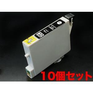 ICBK32 エプソン用 IC32 互換インクカートリッジ ブラック 10個セット ブラック 10個パック|komamono