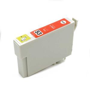 IC53 エプソン用 互換 インクカートリッジ レッド ICR53|komamono