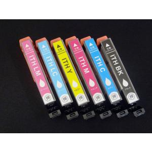 エプソン ITH(イチョウ) 互換インクカートリッジ 6色セット ITH-6CL (EP-709A) EP-709A(メール便送料無料)|komamono