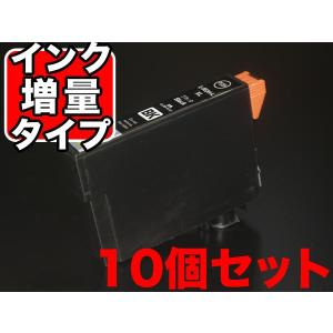 RDH-BK-L エプソン用 RDH リコーダー 互換インクカートリッジ 増量 ブラック 10個セット 増量ブラック 10個パック|komamono