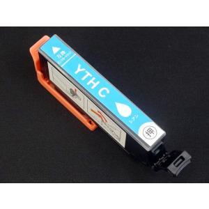 エプソン用 YTH(ヨット) 互換インクカートリッジ シアン YTH-C (EP-10VA・EP-30VA)|komamono