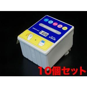 IC05 エプソン用 互換 インクカートリッジ カラー IC5CL05-10 10個パック カラー 10個パック|komamono