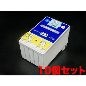 IC06 エプソン用 互換 インクカートリッジ カラーIC5CL06-10 10個パック カラー 10個パック|komamono