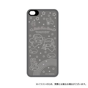 iFlash iPhoneSE/iPhone5S/iPhone5専用 リトルツインスターズ エンジェル|komamono