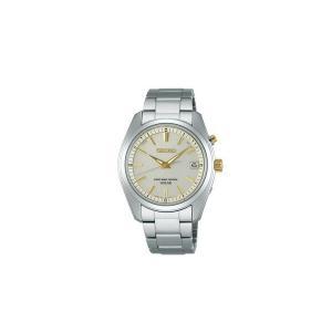 セイコー SEIKO スピリット 電波ソーラー メンズ 腕時計 SBTM157 国内正規品  (sb)【送料無料】 シャンパン×シルバー|komamono