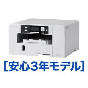 リコー A4 ジェルジェット(GELJET) プリンター IPSiO SG 2200 Y3M [安心3年モデル] (515869) (メーカー直送品)|komamono