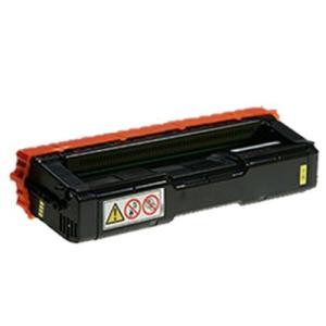 リコー用 SPトナー C220 リサイクルトナー IPSiO SP トナーC220 (イエロー ) (515282) (メール便不可)(代引不可)(メーカー直送品)(送料無料)|komamono