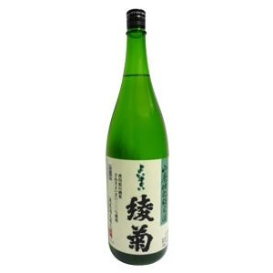 綾菊 山廃仕込純米酒 よいまい綾菊1800ml