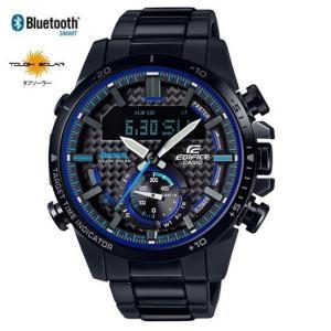 カシオ 腕時計 CASIO 時計 エディフィス ECB-800DC-1AJF メンズ