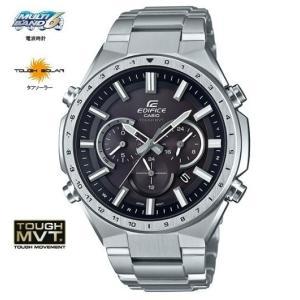 CASIO カシオ EDIFICE エディフィス タフソーラー 電波腕時計 メンズ EQW-T660D-1AJF