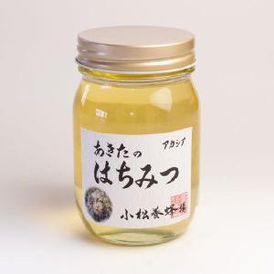 小松養蜂場 アカシア蜂蜜 500g|komatsu888