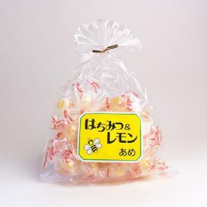 はちみつ&レモンあめ 小松養蜂場 komatsu888