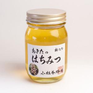 小松養蜂場 栃(とち)蜂蜜 500g|komatsu888