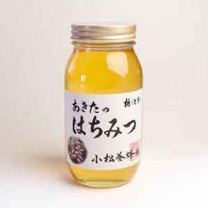 小松養蜂場 栃(とち)蜂蜜 1Kg|komatsu888