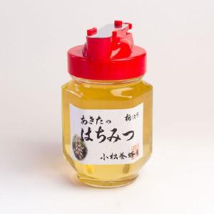 小松養蜂場 栃(とち)蜂蜜 250gピッチャー入|komatsu888