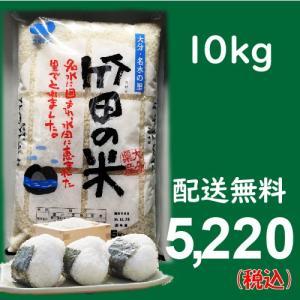 大分県産 竹田の米ひのひかり5kg×2 お米 おいしい 人気...