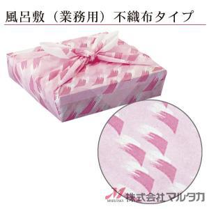 風呂敷(業務用)不織布タイプ はばたき 品番 511004|komebukuro