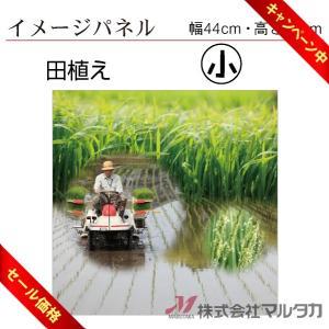 イメージパネル 田植え 品番 530720|komebukuro