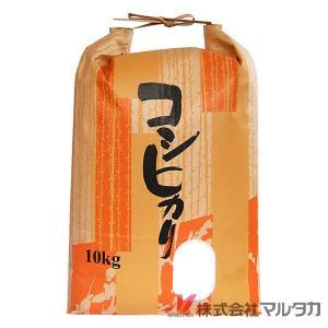 米袋 10kg用 こしひかり 100枚セット KH-0110 コシヒカリ しぐれ|komebukuro|02