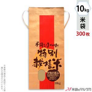 米袋 10kg用 銘柄なし 1ケース(300枚入) KH-0512 特別栽培米 愛情|komebukuro
