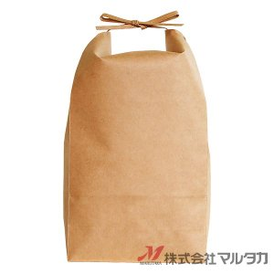 米袋 2kg用 無地 100枚セット KH-0800 窓なし komebukuro 02