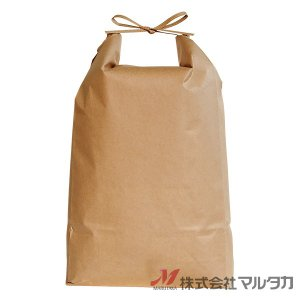 米袋 3kg用 無地 20枚セット KH-0800 窓なし|komebukuro|02