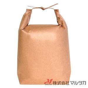 米袋 3kg用 無地 舟底 1ケース(300枚入) KH-0821 舟底 窓なし|komebukuro|02