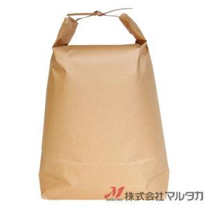 米袋 5kg用 無地 舟底 20枚セット KH-0821 舟底 窓なし|komebukuro|02