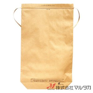米袋 5kg用 無地 舟底 1ケース(300枚入) KH-0821 舟底 窓なし|komebukuro|03