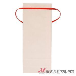 米袋 1〜1.5kg用 無地 100枚セット KH-0870 カラークラフト さくら 窓あり|komebukuro|03