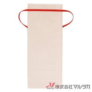 米袋 1〜1.5kg用 無地 20枚セット KH-0870 カラークラフト さくら 窓あり komebukuro 03