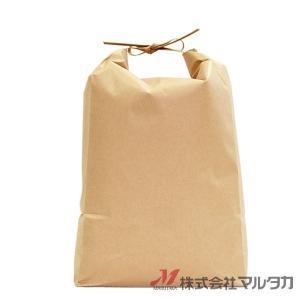米袋 5kg用 無地 1ケース(300枚入) KHP-831 保湿タイプ 窓なし komebukuro 02