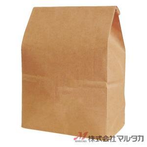 留具付米袋 300〜450g用 無地 1ケース(300枚入) KHS-814 クラフト 保湿タイプ 窓なし|komebukuro|02