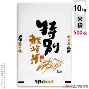 米袋 雲龍和紙 フレブレス 特別栽培米 自然がいちばん 10kg用 1ケース(500枚入) MK-0251 komebukuro