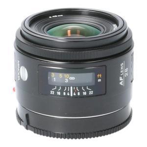 MINOLTA AF28mm F2.8 komehyo