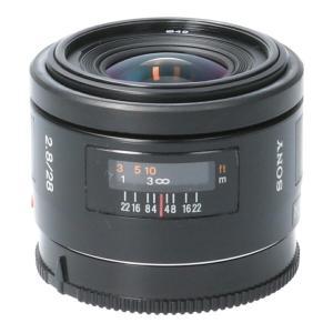SONY 28mm F2.8 komehyo