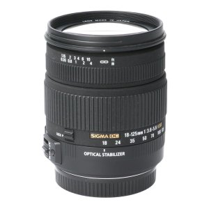 SIGMA EOS18−125mm F3.8−5.6DC OS|komehyo