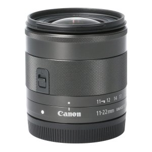 CANON EF−M11−22mm F4−5.6IS STM