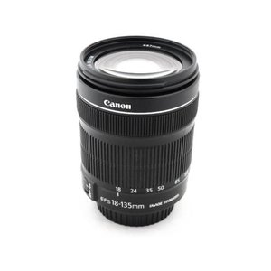 CANON EF−S18−135mm F3.5−5.6IS STM