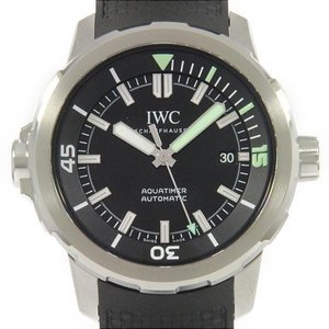 IWC IW329001 アクアタイマー 自動巻...