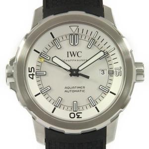IWC IW329003 アクアタイマー 自動巻...