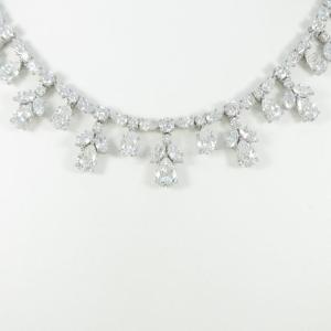 ハリーウィンストン ダイヤモンドネックレス|komehyo