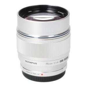 メーカ/ブランド:OLYMPUS 商品名:OLYMPUS MZD75mm F1.8 通称:交換レンズ...