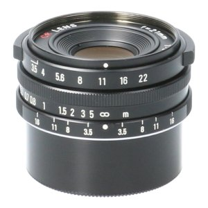 RICOH GR 21mm F3.5 ブラック|komehyo