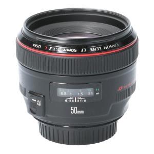 メーカ/ブランド:CANON 商品名:CANON EF50mm F1.2L USM 通称:交換レンズ...