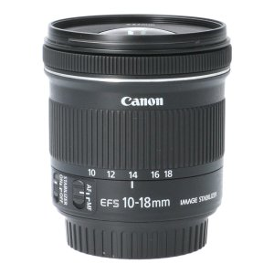 CANON EF−S10−18mm F4.5−5.6IS STM