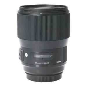 メーカ/ブランド:SIGMA 商品名:SIGMA EOS135mm F1.8DG(A) 通称:交換レ...