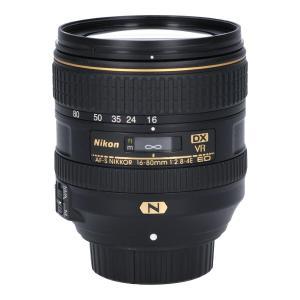NIKON AF−S DX16−80mm F2.8−4E ED VR