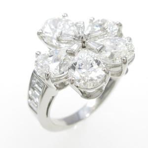 ブルガリ ダイヤモンドリング 5.09ct・D−F・VVS2−VS2|komehyo